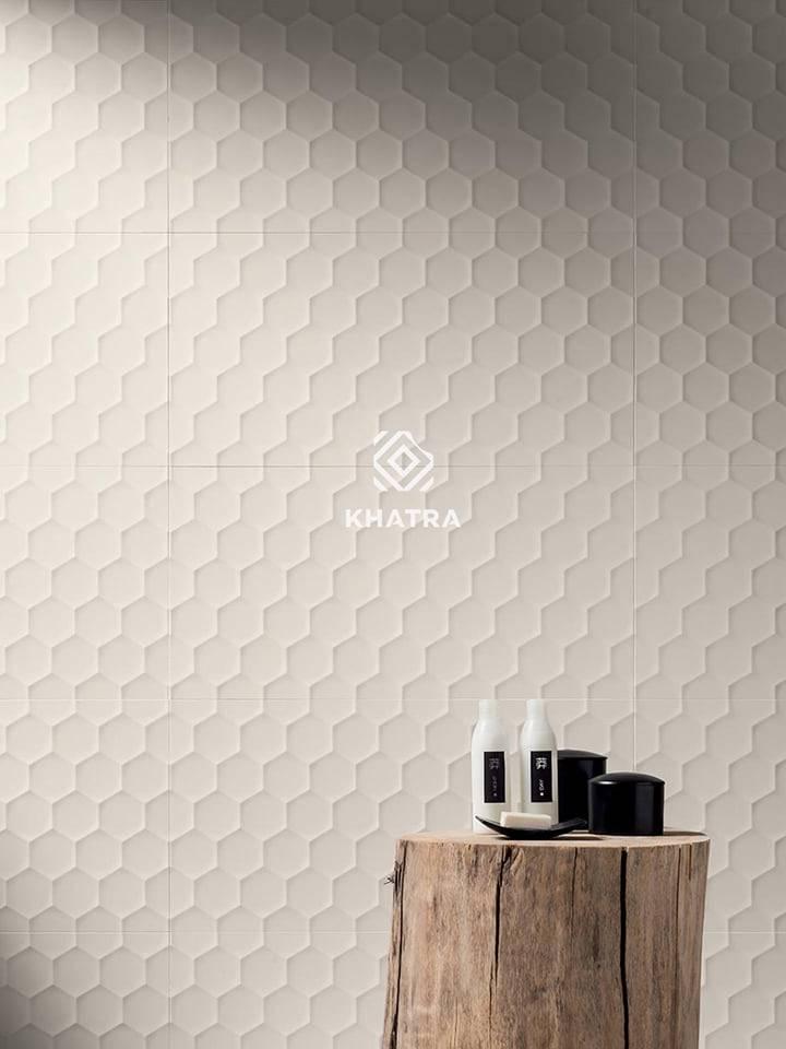 Gạch 300x600 ốp tường WC
