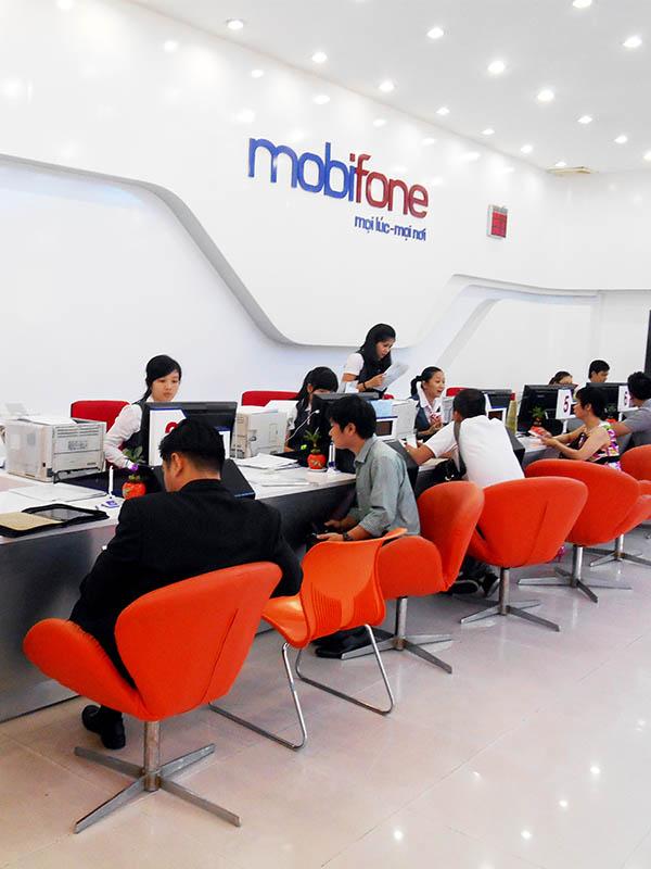 Chuỗi CH bán lẻ Mobifone