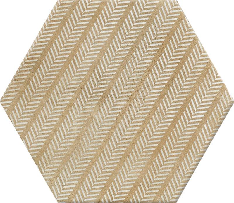 Gạch lục giác lát nền N23113 200x230mm