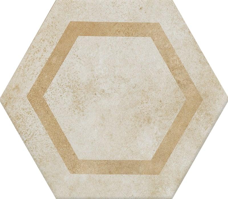 Map gạch N23113 lục giác