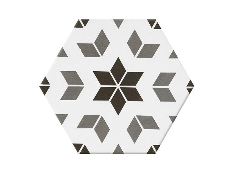 Mẫu gạch lục giác 200x230