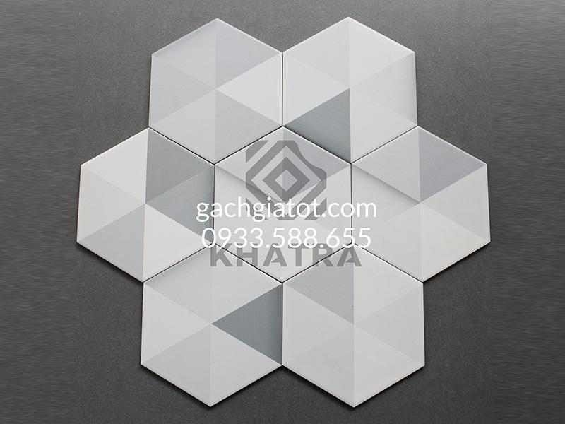 Lục giác tam giác