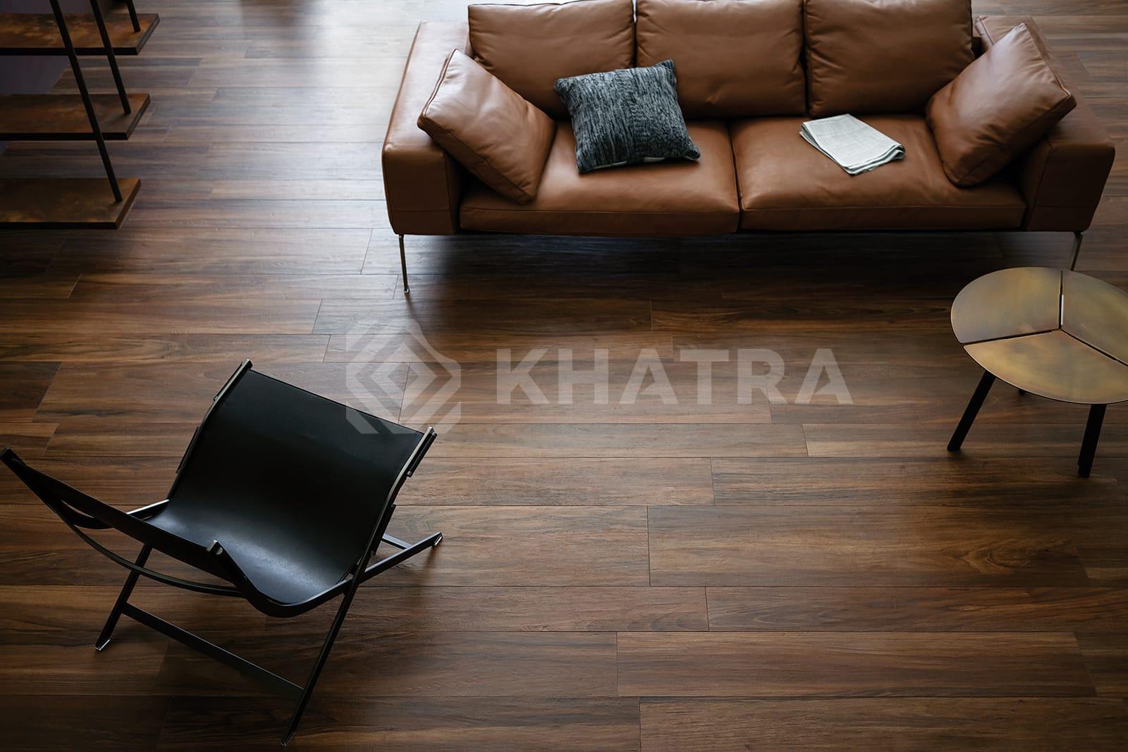 Gạch gỗ nhóm Walnut
