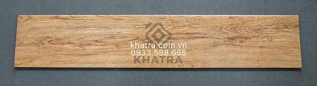 Gạch gỗ nâu vàng