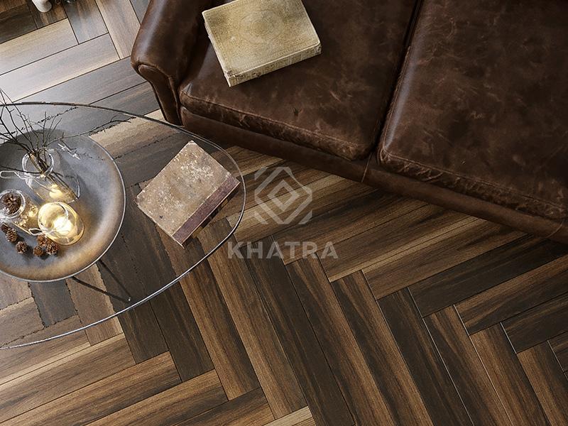 Gạch gỗ Walnut 1593105