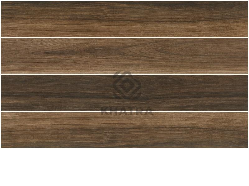 gạch vân gỗ walnut 15x90