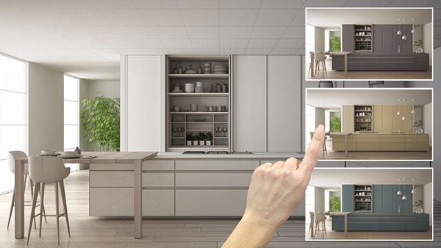 Định hình phong cách khi chọn nội thất cho căn chung cư