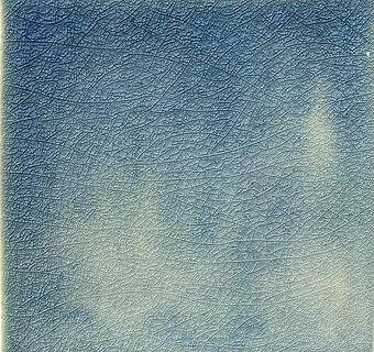 Blue Crackle III handmade tiles