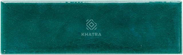 Gạch thẻ men rạn Emerald Green - 200x60