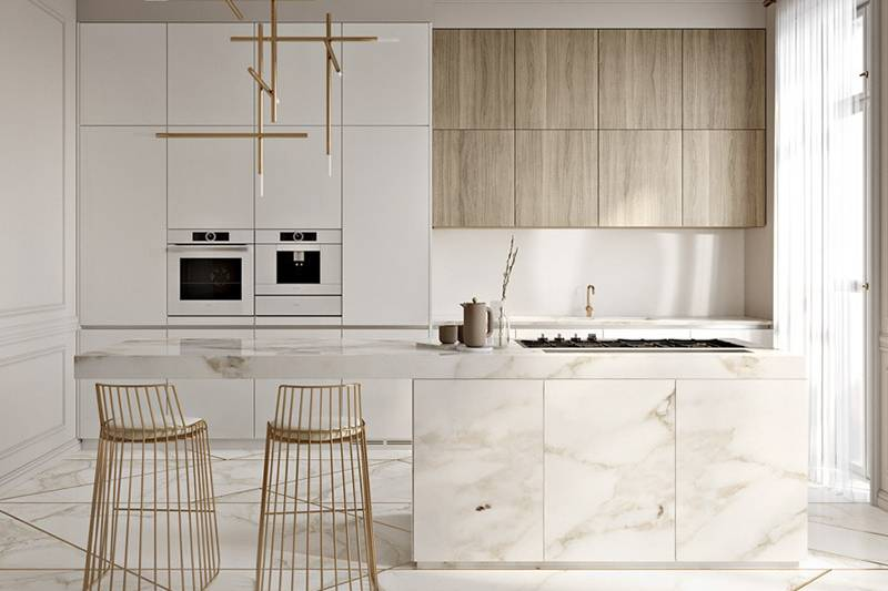 minimalist-kitchen