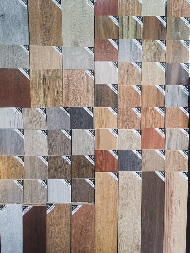 Gạch gỗ KHATRA