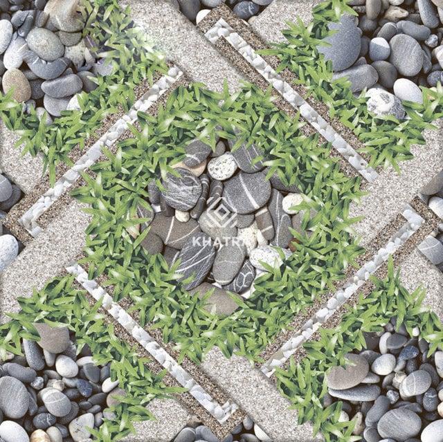 Gạch lát sân giả cỏ KHA-3786