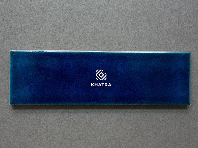 KHA-62004 Navy Blue ốp bếp kích thước 800x600