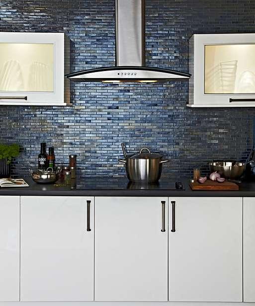 Mosaic Titanium ốp tường bếp