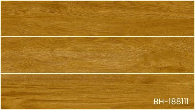 Gạch gỗ 15x80 vân nâu vàng BH-188111T