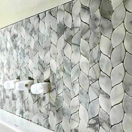 Gạch đá Mosaic ốp tường