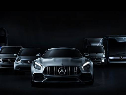 Xe hơi Mercedes - Benz