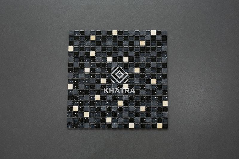 Gạch Mosaic thuỷ tinh SPN-0118