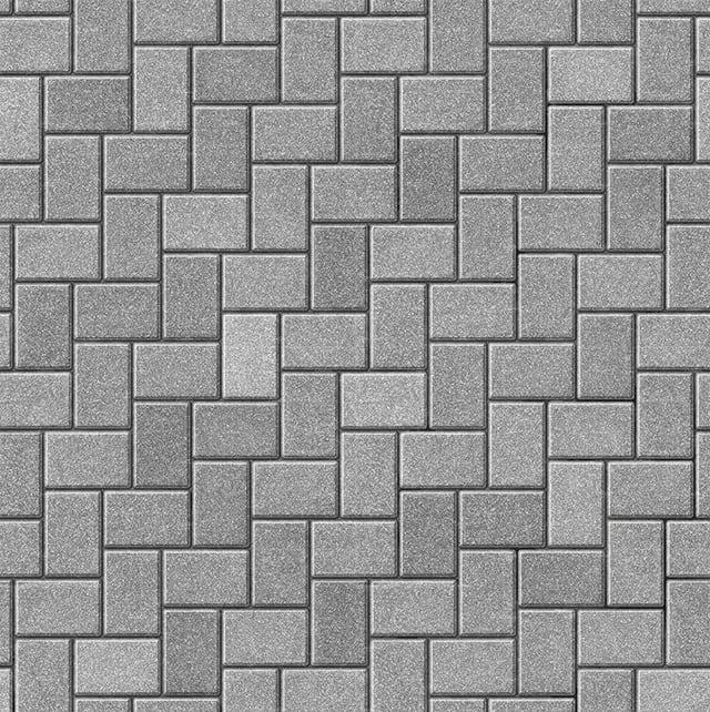 Gạch block tự chèn lát sân