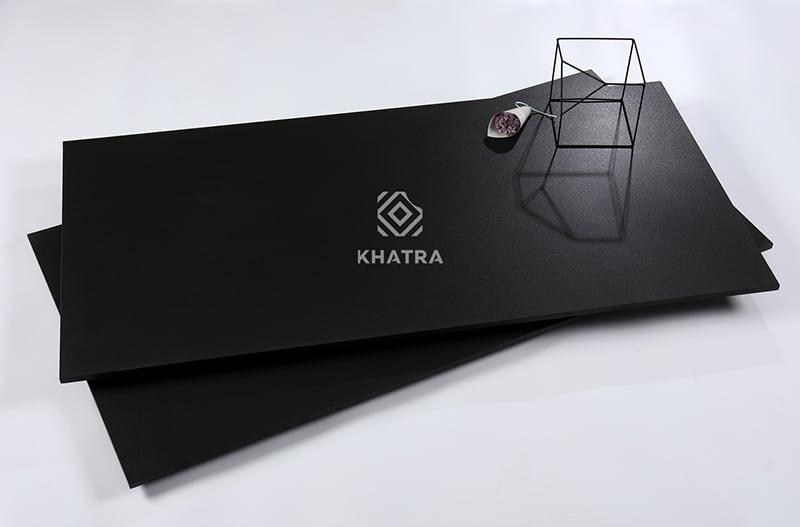 Gạch màu đen KHA-Black