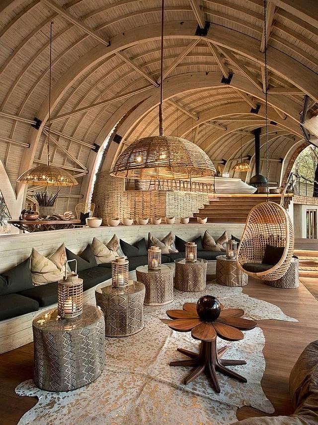 Thiết kế nội thất theo nguyên tắc Wabi-sabi