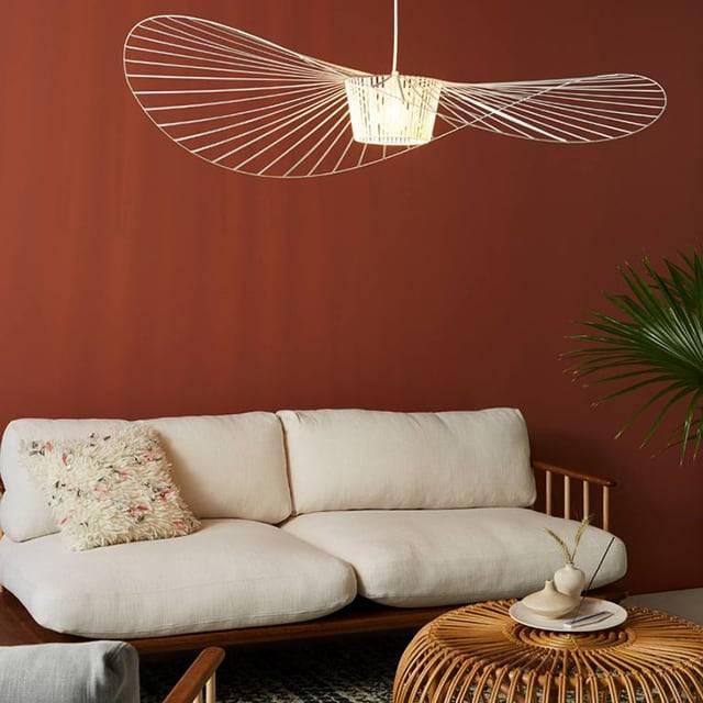Ứng dụng vật liệu truyền thống trong thiết kế nội thất