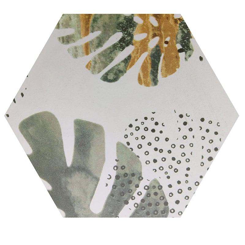 Gạch lục giác bông 3D050