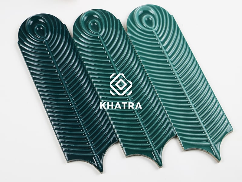 Feather 90300-02 green