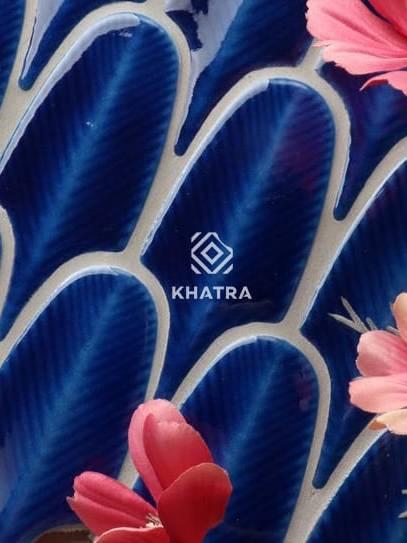Gạch ZBE1701 Blue Khatra