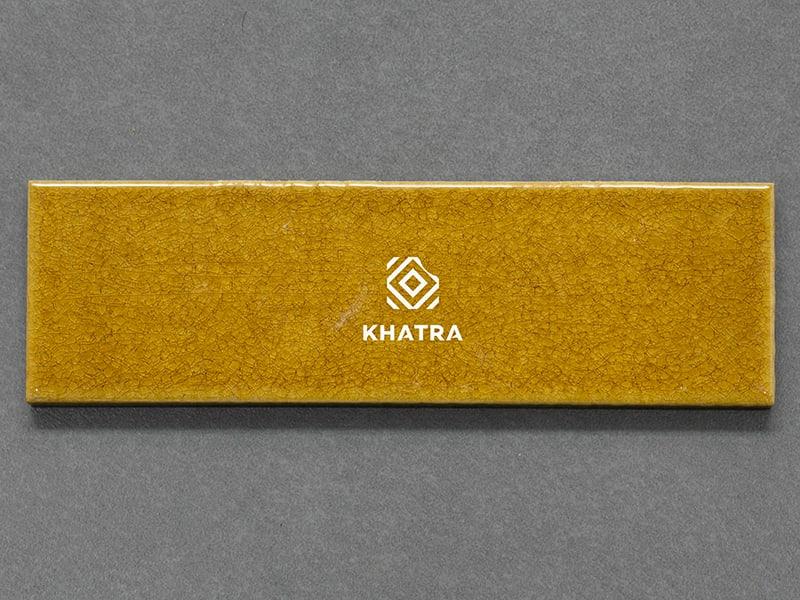 Thẻ men rạn Gold 60x200