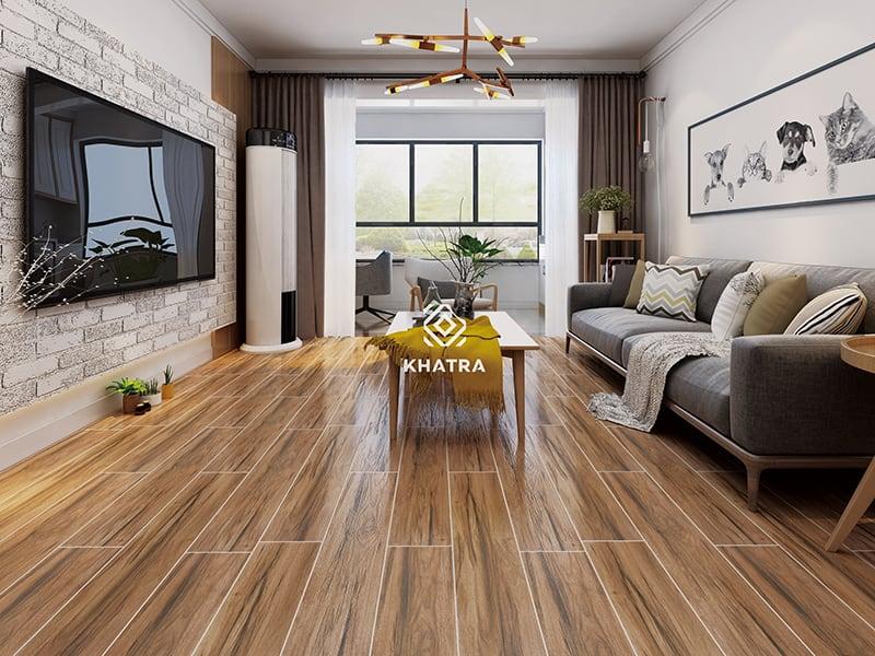 Gạch vân gỗ KHA-N1201611 order