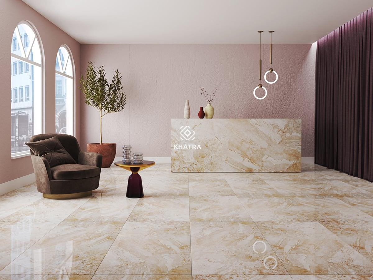 Gạch lát nền NA61027 vân marble