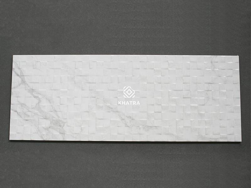 Gạch ốp tường Caro bóng 3D