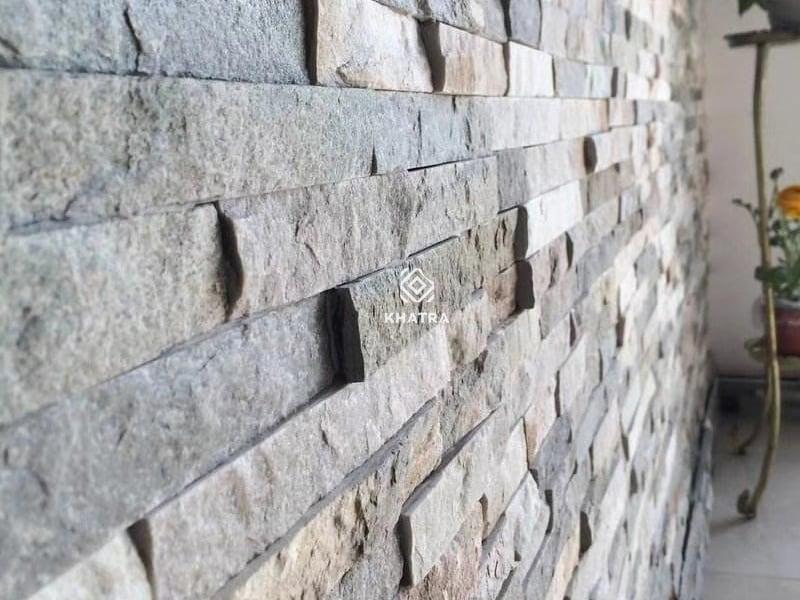 Gạch đá Slate ngoại thất