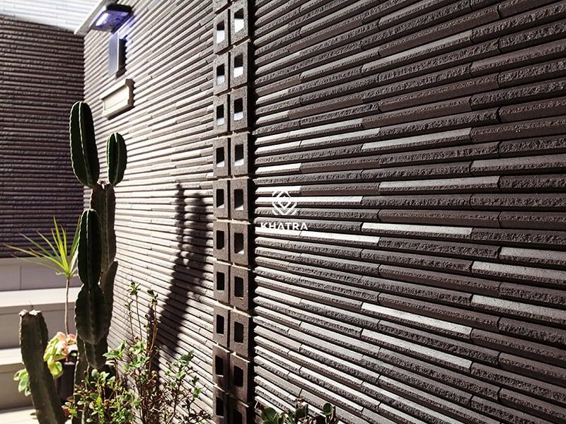 Gạch trang trí ngoại thất Inax