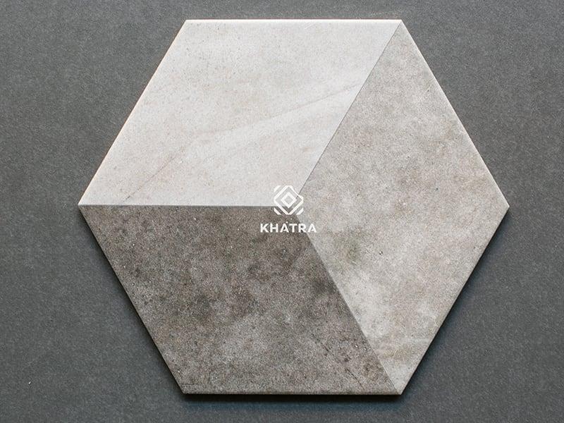 Mẫu lục giác 26008