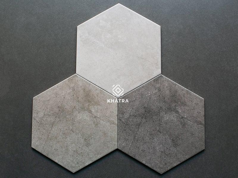 Gạch lục giác Cement 2600