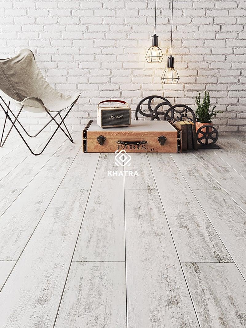 Gạch gỗ trắng KGH12204M
