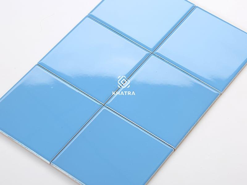 Gạch thẻ vuông KHA-M1104 Sky Blue