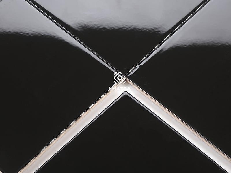 Gạch thẻ vuông KHA-M1107 Black