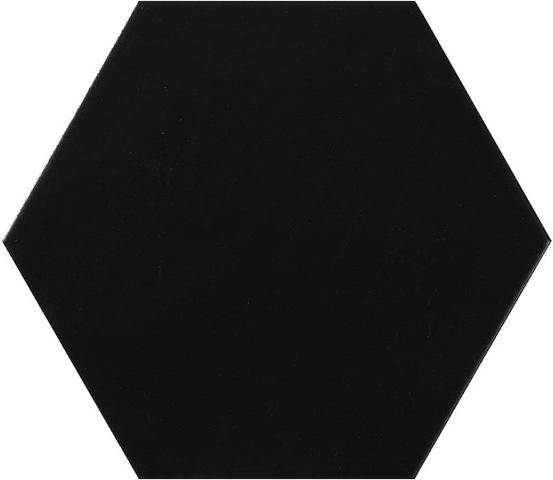 Map gạch lục giác đen