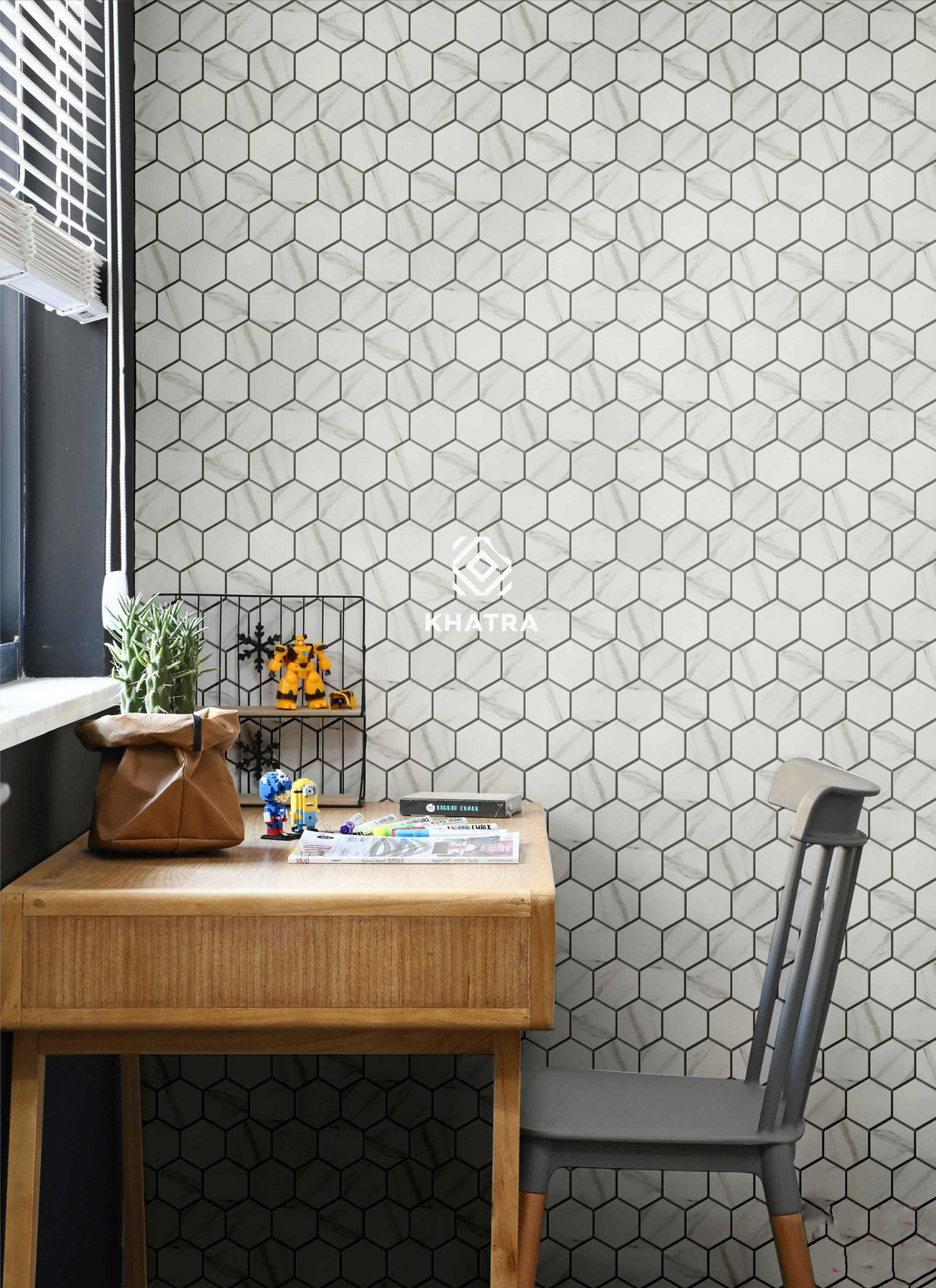 Gạch Mosaic Marble ốp tường