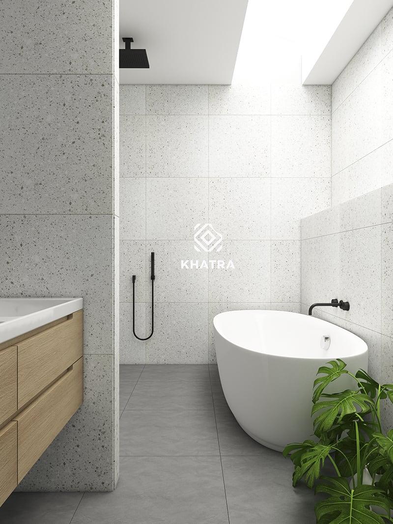 Gạch Terrazzo D6604 ốp nhà tắm
