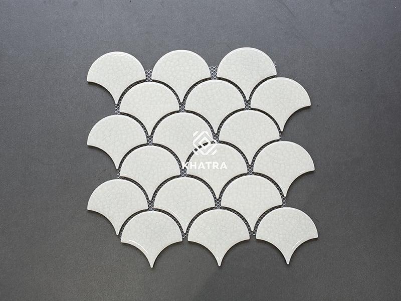 Vảy cá trắng 016