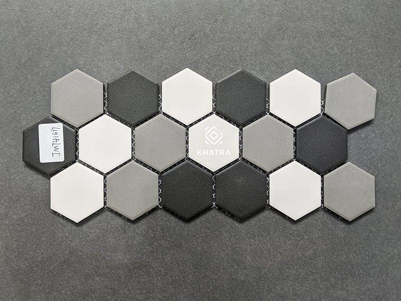 Mosaic lục giác JMT41677