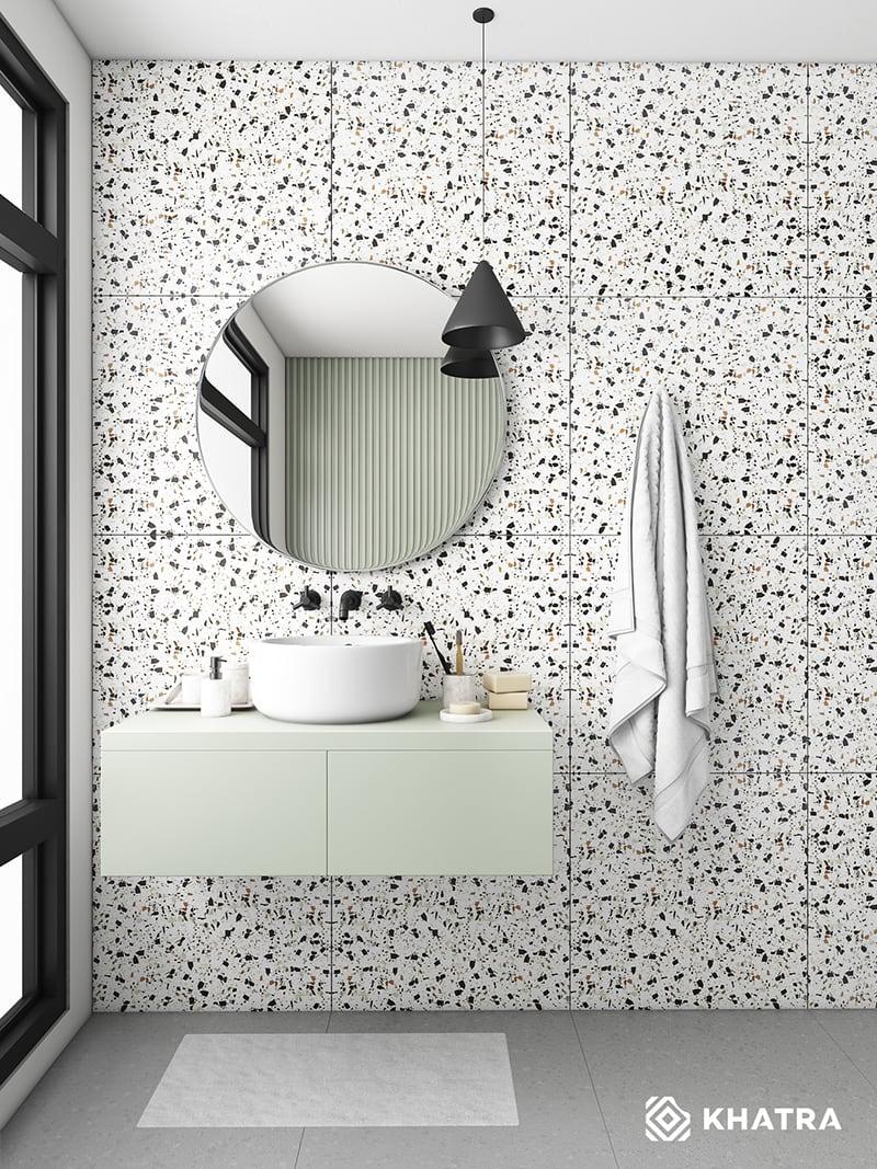 Gạch Terrazo JY6029 ốp nhà tắm