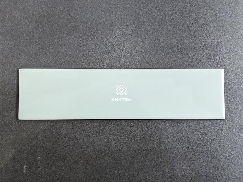 Gạch thẻ xanh WM73L93 phẳng mờ