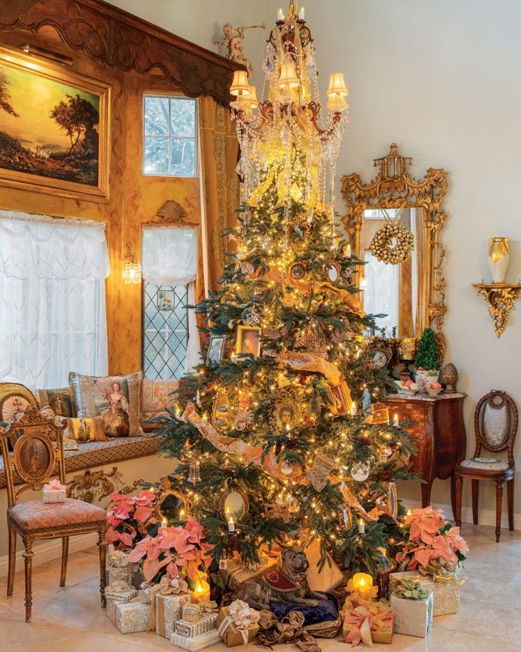 Cây thông Noel phong cách Renaissance
