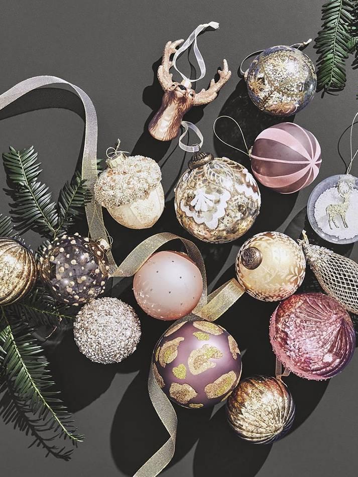 Cách chọn hạt châu trang trí Giáng sinh