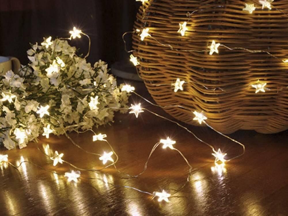 Đèn LED trang trí Noel